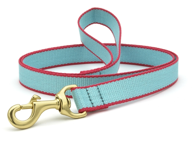 Matching Lead/Leash to the Bamboo Dog Collars -Bamboo Dog Lead Plain or Personalized