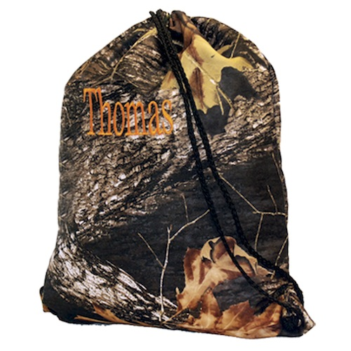 Woods Drawstring backpack